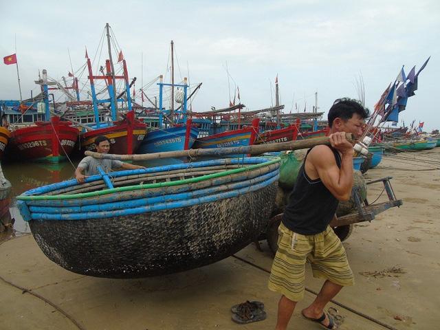 Cảnh Dương là một xã biển chịu thiệt hại nặng nề từ sự cố môi trường