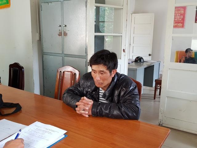 Đối tượng Khánh- người thử súng bắn trúng 2 cha con ông B.