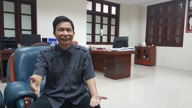Ông Nguyễn Minh Mẫn dính những lùm xùm khi làm Trưởng đoàn thanh tra ĐHQGHN.