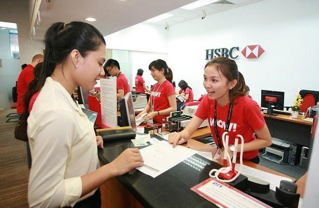 HSBC gặt lãi lớn ở thị trường Việt Nam trong năm 2017