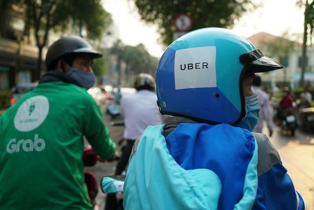Grab khẳng định không liên quan đến nghĩa vụ thuế của Uber B.V - Ảnh 1.