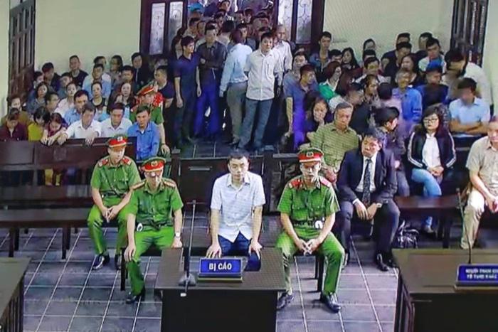 Nguyên nhà báo Lê Duy Phong bị đề nghị mức án 3-4 năm tù  - Ảnh 1.