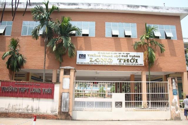 Trường THPT Long Thới