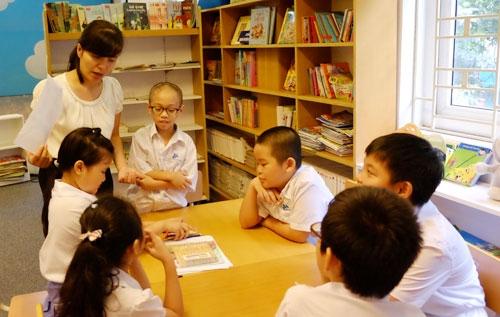 Trường đại học Sư phạm - Đại học Thái Nguyên mở 3 ngành đểđáp ứng chương trình giáo dục phổ thông mới. Ảnh: Quỳnh Trang.