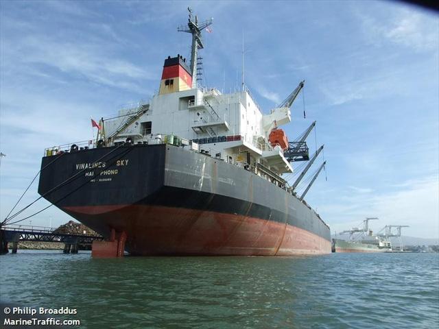 Vinalines mua tàu 661 tỉ, sau 10 năm xin bán 89,6 tỉ cắt lỗ - Ảnh 1.