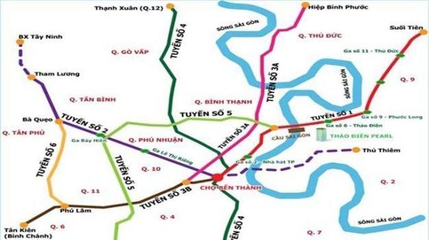 Bộ Kế hoạch - Đầu tư thu hồi văn bản về tuyến metro số 5 - Ảnh 1.