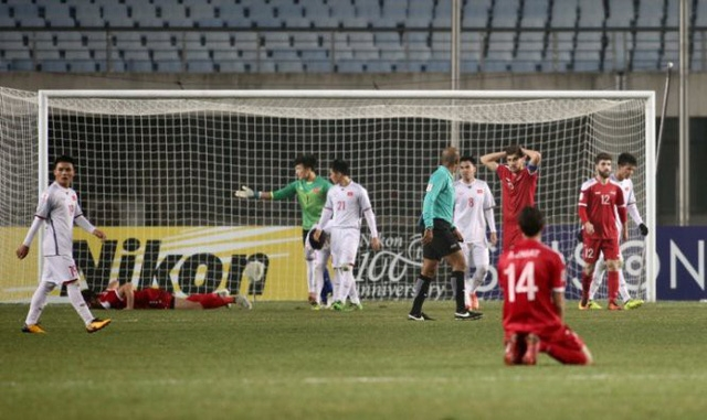Thủ tướng chúc mừng tuyển Việt Nam vào tứ kết Giải U-23 châu Á - Ảnh 1.