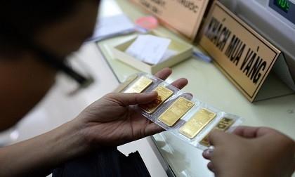 Phiên giao dịch sáng nay 26/4, giá vàng SJC và giá vàng giao ngay tại châu Á đảo chiều đi lên từ mức đáy 5 tuần.
