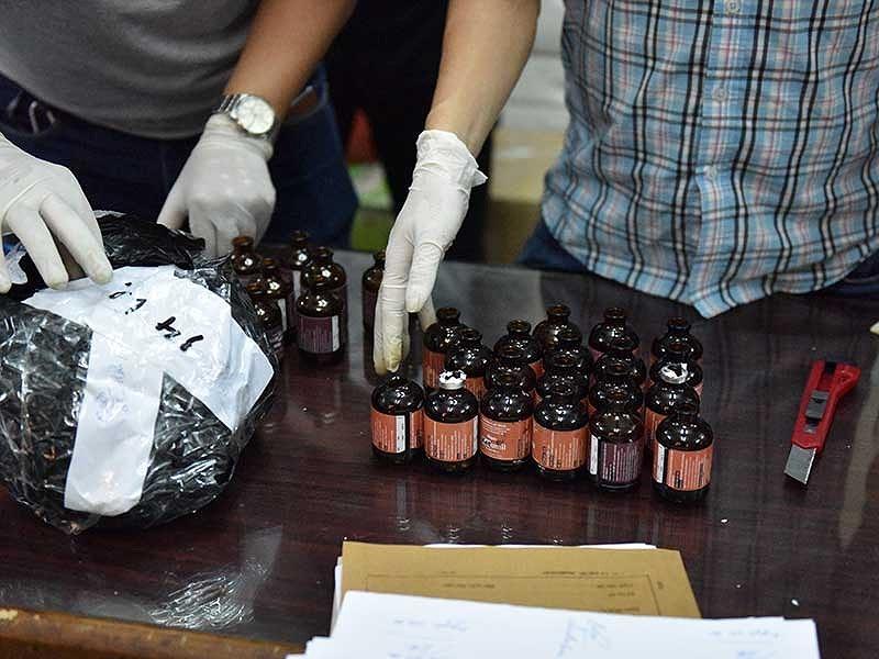 Cảnh báo: Dễ dàng sản xuất ma túy từ thuốc thú y - ảnh 1