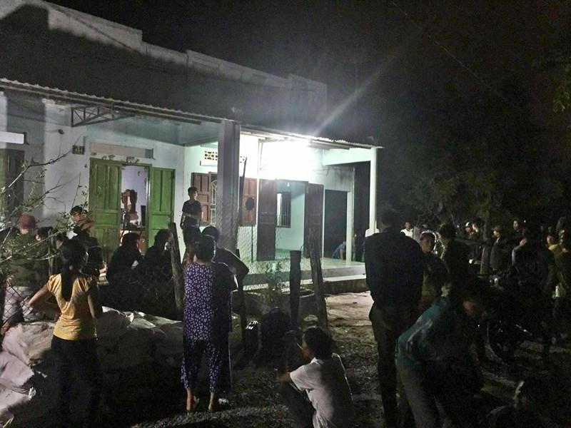 Nhóm người đi đòi nợ giết chủ nhà ở Bình Thuận - ảnh 1