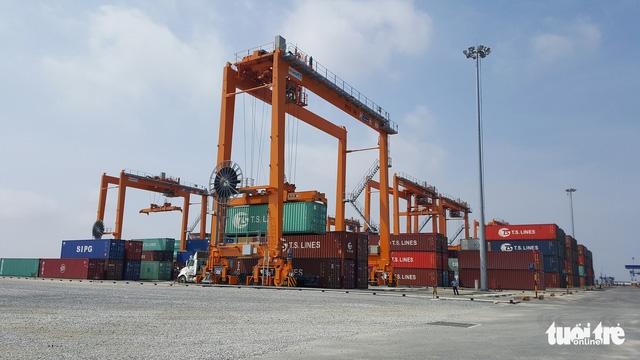 Hải Phòng dưa vào sử dụng cảng nước sâu 6.000 tỉ đồng - Ảnh 2.