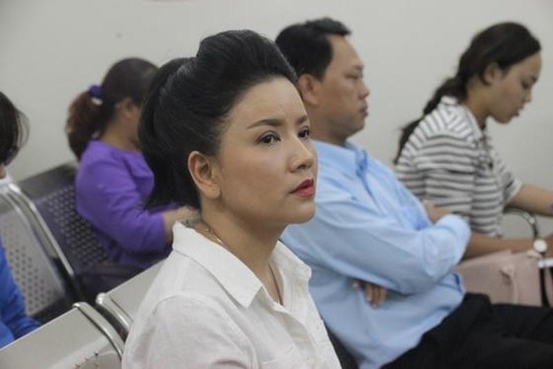 Y án vụ Ngọc Trinh thắng vụ kiện Nhà hát Kịch TP.HCM - ảnh 1