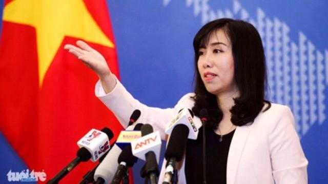 Đề nghị Trung Quốc rút các thiết bị quân sự ở Trường Sa - Ảnh 1.