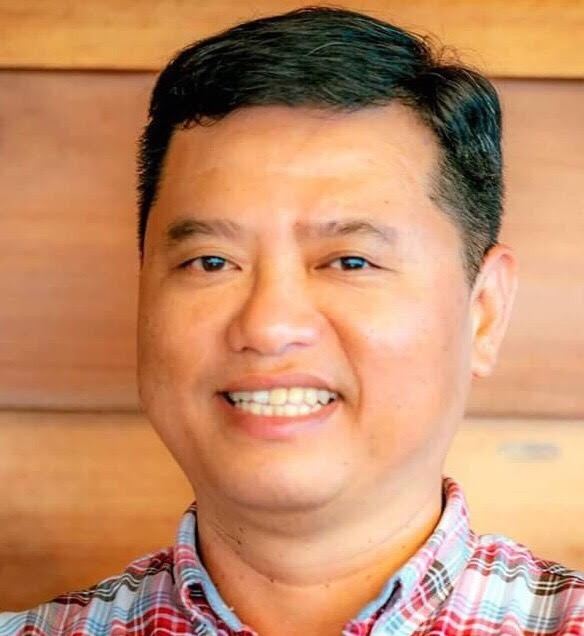 Cơ quan công an đang truy nã đối tượng Nguyễn Huỳnh Đăng (ảnh Bộ Công an)