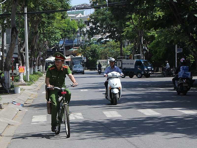 Xe đạp tuần tra Công an Hà Nội 'đắp chiếu' - ảnh 2