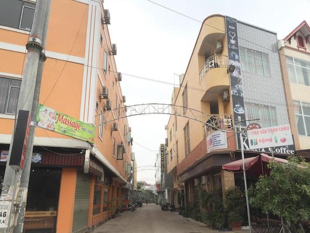 Yêu cầu doanh nghiệp nộp hơn 20 tỷ khắc phục sai phạm dự án chợ Hoàng Ninh.