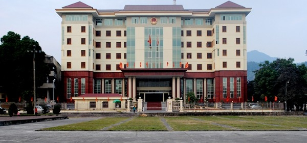 Bộ Kế hoạch đầu tư bác đề nghị xây trụ sở ngàn tỉ của Hà Giang  - Ảnh 1.