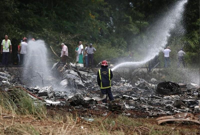 Rơi máy bay ở Cuba, hơn 100 người thiệt mạng, 3 người sống sót - ảnh 1