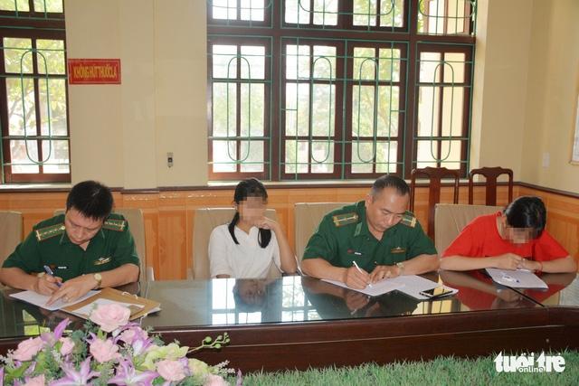 2 nữ sinh thoát nạn buôn người ở Trung Quốc nhờ Facebook - Ảnh 1.