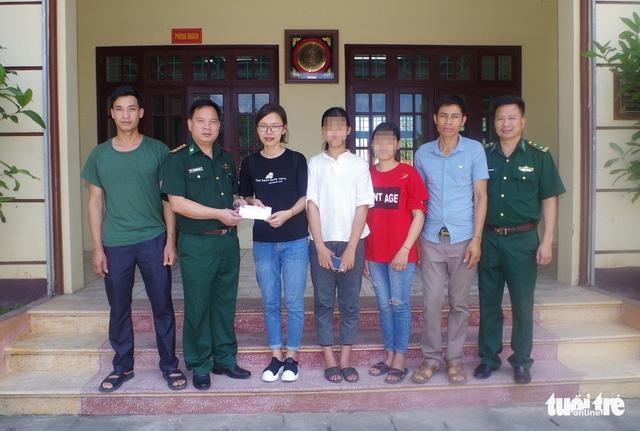 2 nữ sinh thoát nạn buôn người ở Trung Quốc nhờ Facebook - Ảnh 2.