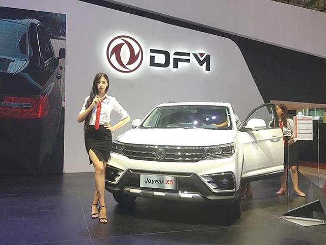 Ô tô Trung Quốc quảng bá, khuyến mãi ì xèo tại Việt Nam nhưng khách hàng vẫn thờ ơ. Ảnh: Quang Huy