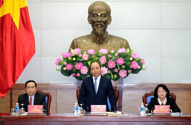 Thủ tướng: Có phải là ước vọng, khát vọng đưa dân tộc chúng ta tiến lên không, hay chúng ta cứ bình bình mãi.