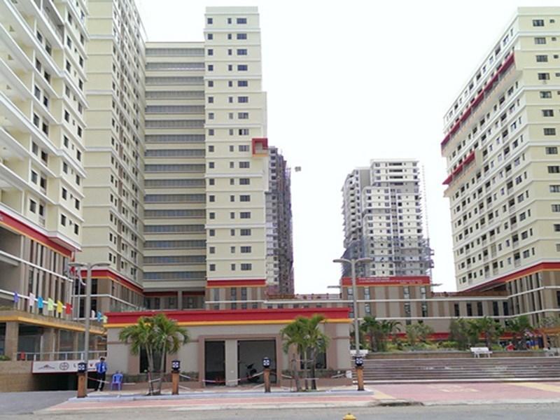 Sắp đấu giá 200 căn hộ tái định cư ở quận 7 - ảnh 1