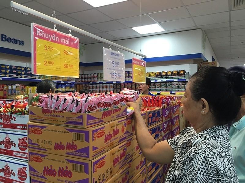 Top những thương hiệu được mua nhiều nhất ở Việt Nam  - ảnh 1