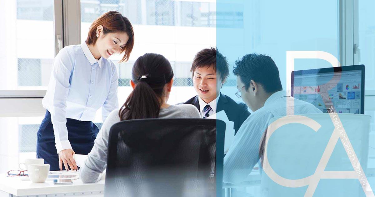 Các loại hình doanh nghiệp của công ty có vốn đầu tư nước ngoài