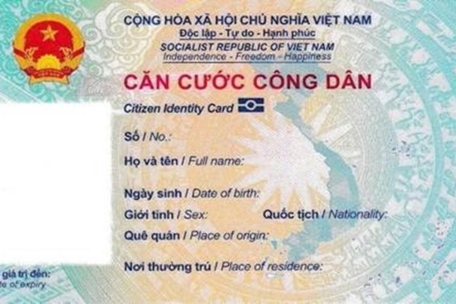 Thời hạn sử dụng của thẻ căn cước công dân gắn chip là bao lâu?