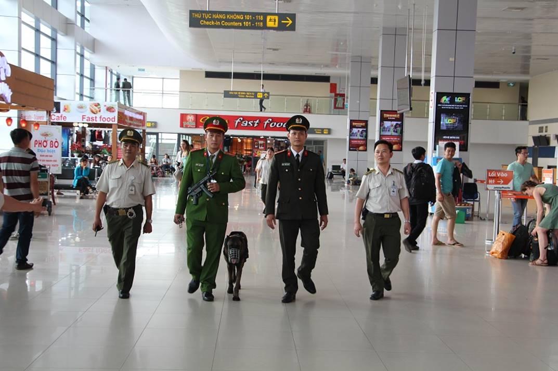 Nguyên tắc xử lý vi phạm an ninh hàng không