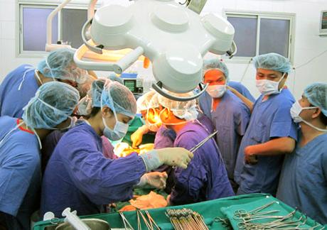 Điều kiện lấy mô, bộ phận cơ thể ở người sau khi chết