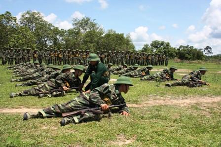 Chế độ trợ cấp cho gia đình của quân nhân dự bị