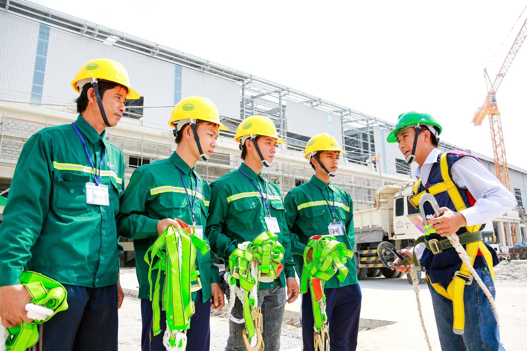 Trách nhiệm của Tổng cục Kỹ thuật đối với việc kiểm tra an toàn, vệ sinh lao động trong Bộ Quốc phòng