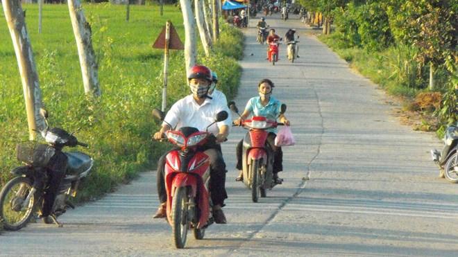 Tổ chức giao thông nông thôn được quy định như thế nào?