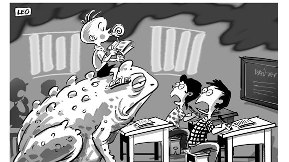 Học sinh học vượt lớp có cần thông qua Ban đại diện cha mẹ học sinh của trường không?