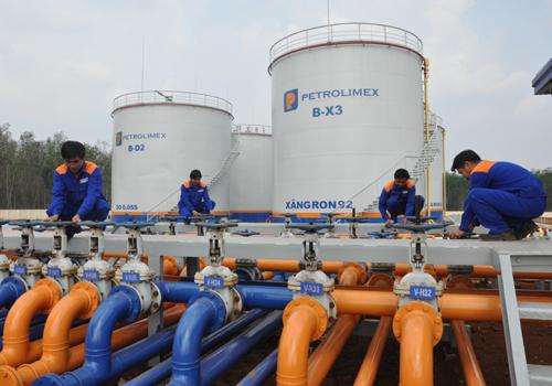 Xác định lượng dầu thô xuất khẩu, nhập khẩu được thực hiện như thế nào?