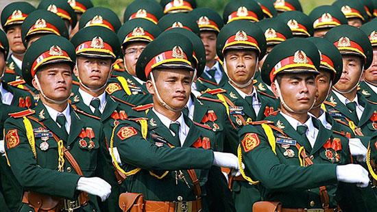 Thời gian đề nghị xét tặng Cờ thi đua của Chính phủ trong quân đội