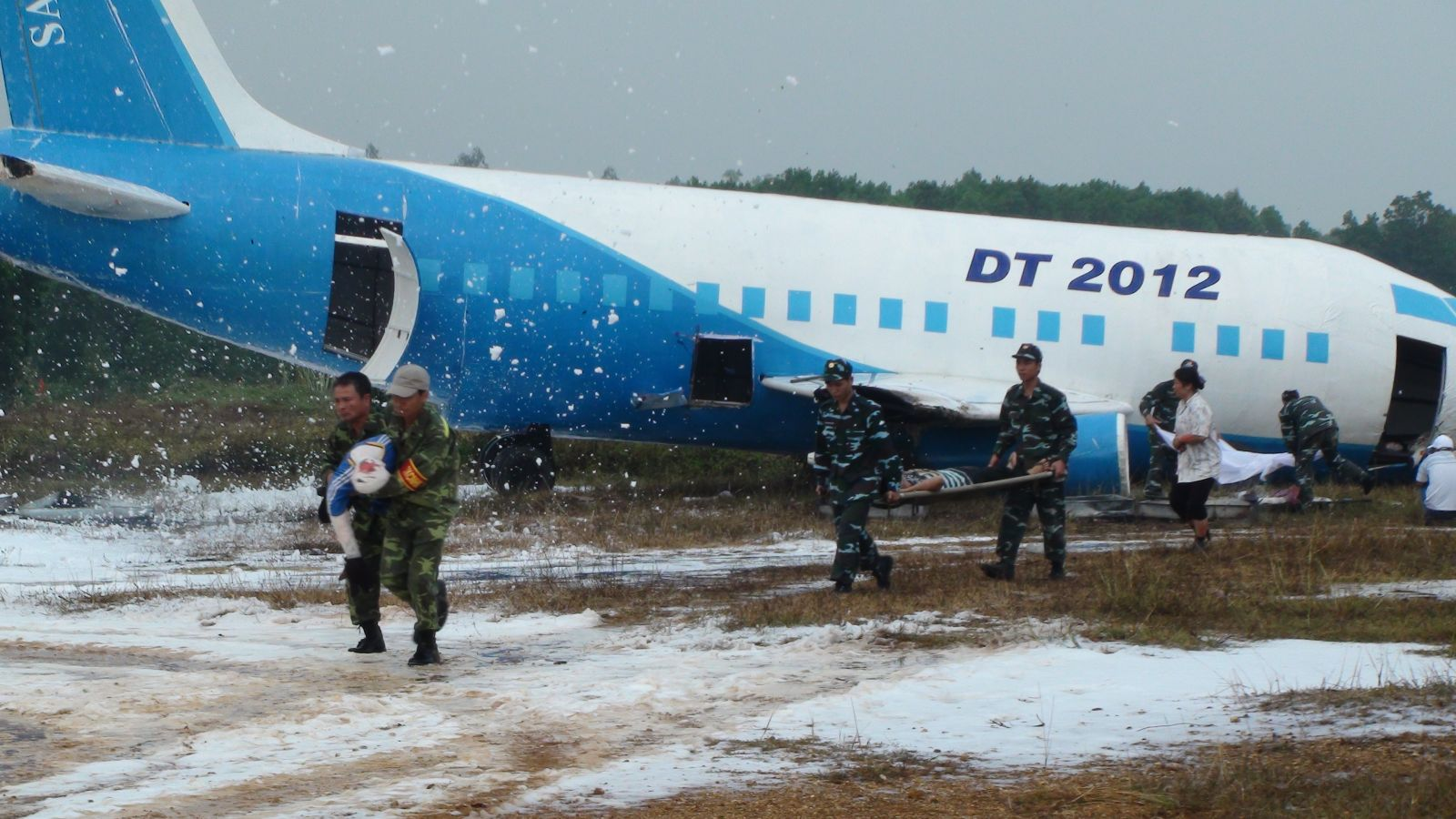 Thời giờ làm việc của nhân viên khẩn nguy, cứu nạn hàng không