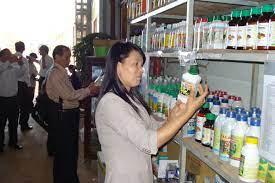 Địa điểm buôn bán, kho thuốc bảo vệ thực vật phải cách nguồn nước tối thiểu là bao nhiêu?