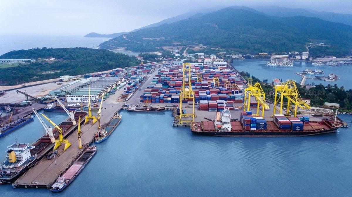 Phạm vi vùng nước cảng biển khu vực dầu khí thuộc tỉnh Bình Thuận