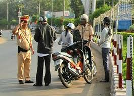 Điều khiển phương tiện không có giấy đăng ký xe có bị tịch thu xe không?