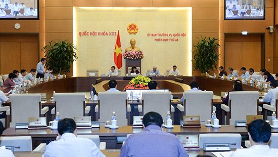 Nguyên tắc và hiệu quả hoạt động của Ủy ban thường vụ Quốc hội