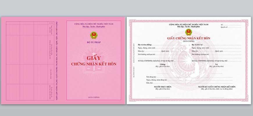 Đăng ký kết hôn có bắt buộc phải có sổ hộ khẩu không?