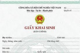 Bổ sung ngày tháng năm sinh trên giấy khai sinh đăng ký trước đây như thế nào?