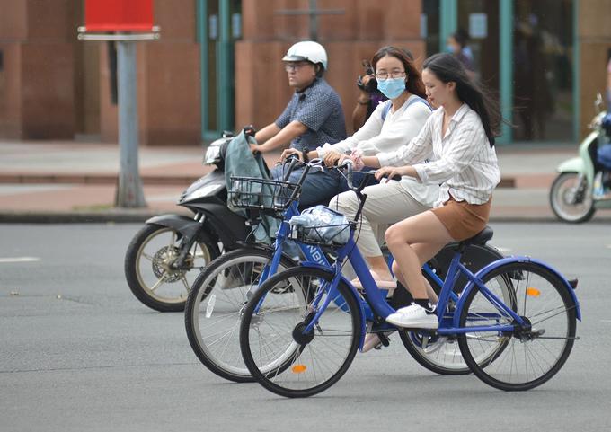 Xe đạp chạy ngược chiều bị phạt bao nhiêu tiền?