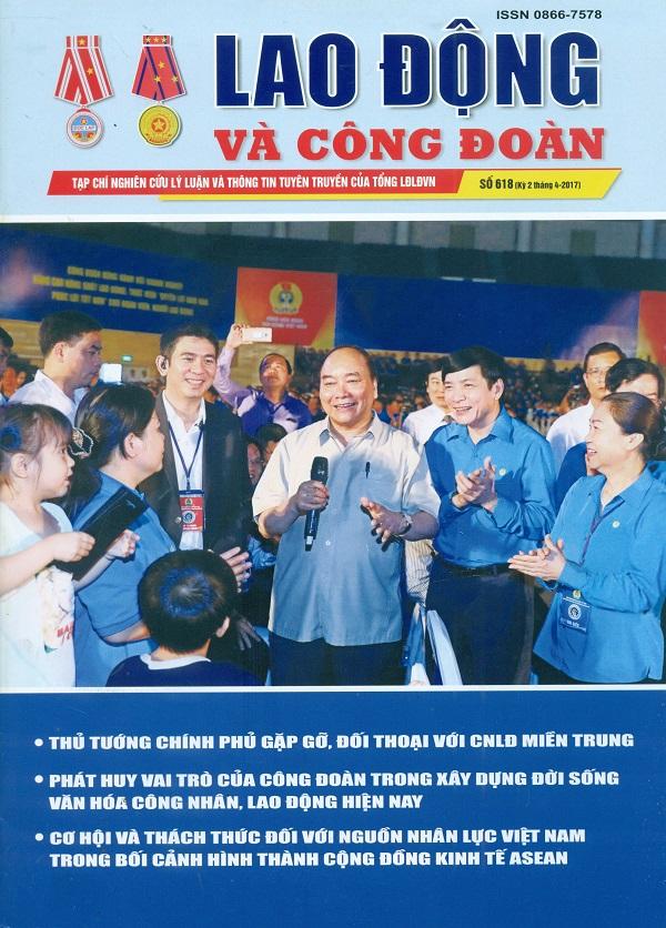 Quyền và trách nhiệm của Tổng biên tập Tạp chí Lao động và Công đoàn