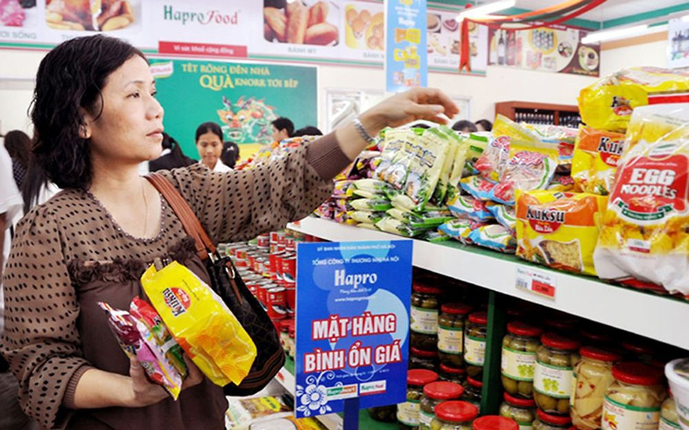 Cách ghi nhãn đối với hàng hóa có cả bao bì trực tiếp và bao bì ngoài
