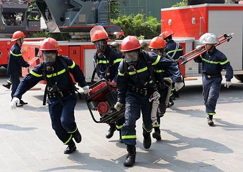 Bố trí lực lượng Cảnh sát cứu nạn, cứu hộ được quy định như thế nào?