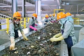 Quy định về quản lý chất thải rắn (CTR) theo theo quy chuẩn về quy hoạch xây dựng